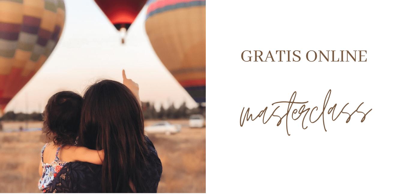 Masterclass - Omgaan met emoties en gedrag van je kind