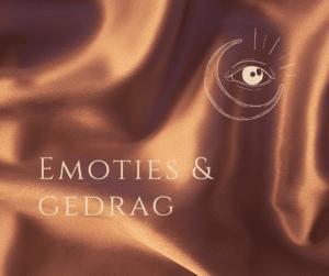 Emoties en gedrag van je kind